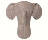 Maileg, Safari friends Elephant mini rattle / grå elefant skallra