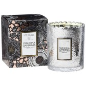 .Voluspa Scalloped Edge Candle - Yashioka Gardenia(doftljus,