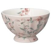 Greengate French Bowl Medium, Jolie Pale Pink
