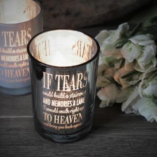 Maja, If tears (silver) - Förbokning