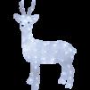 ...Dekorationsfigur Crystal - Ren