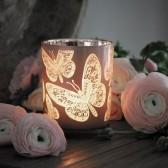 Maja, Butterflies (rosa) - Förbokning