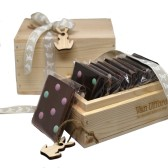 Van Ufford - Påskask, Handgjord choklad
