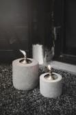 ..ERNST Oljelykta i cement (för utomhusbruk)