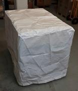 Pallhuv förstärkt vit   90cm