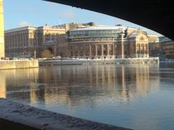 Stockholm i mitt hjärta, Helgeandsholmen