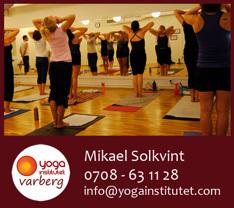 Nybörjaryoga Yogainstitutet Varberg