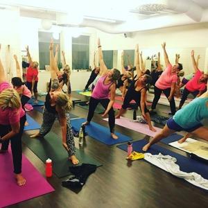 hot yoga halmstad