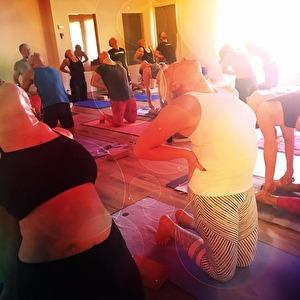 Yoga för nybörjare på Yogainstitutet i Halmstad