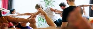 Träna yoga på Yogainstitutet i Halmstad