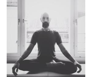 Masterclass i yoga på Yogainstitutet i Halmstad med Shay Peretz