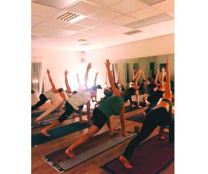 Nybörjarkurs i yoga nivå 1