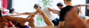 Träna yoga i Halmstad på Yogainstitutet i Halmstad
