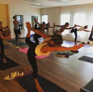 Gratis prova på yoga klasser i Halmstad på Yogainstitutet Halmstad