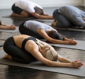 Nybörjarkurs i Yoga i Halmstad, nivå 1 på Yogainstitutet i Halmstad