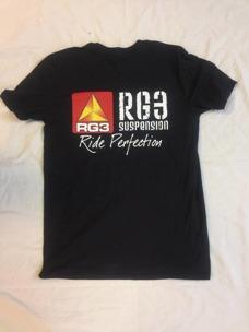 RG3 T-shirt - RG3 T-shirt Black (Small)