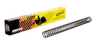 Gaffelfjädrar 4.8N WP 48mm KTM EXC, Open Cartridge