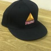 RG3 Black Snapback