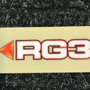 RG3 Stötdämpardekal Liten