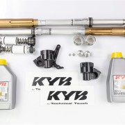 KYB CARTRIDGE KIT FOR WP AER 48 FRONT FORK