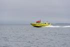 Mellan öarna är det båt som gäller som ambulansfordon