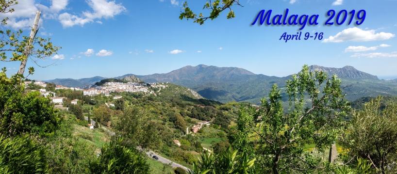 Gaucin, en av många vita byar i de andalusiska bergen.