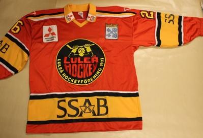 Luleå Hockey matchtröja