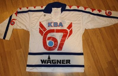 KBA &/ Hockeytröja