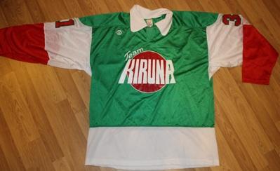Team Kiruna Hockeytröja
