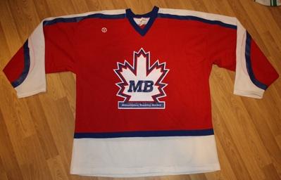 MB Hockeytröja