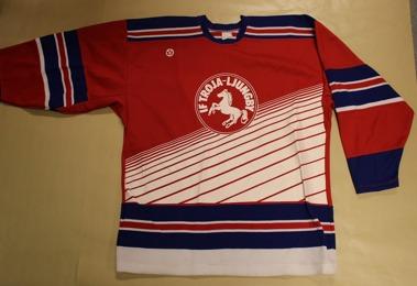 Troja Ljungby hockey matchtröja