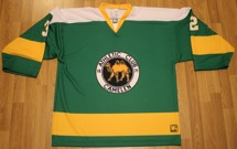 AC Camelens Hockeys nya matchtröja