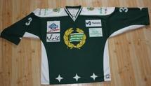 Hammarby Hockeys nya matchtröja