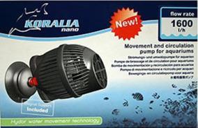 Cirkulationspump 1600 - Koralia cirkulationspump 1600