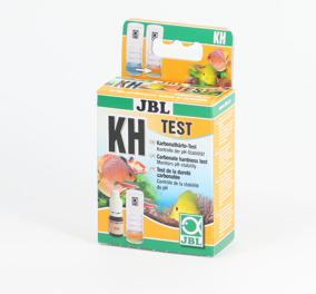 Test, Karbonat hårdhet - KH - Test, Karbonat hårdhet - KH
