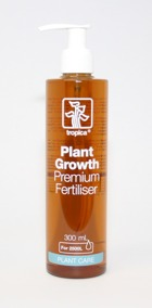 Tropica plant growth premium fertiliser 300ml - Tropica plant growth premium 300ml
