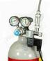 CO2 regulator, tvåstegs.