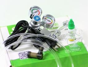 Komplett tvåstegs CO2 System. - Komplett tvåstegs CO2 System.