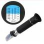 Refractometer salt