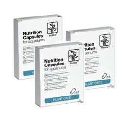 Nutrition capsules, Tropica - Nutrition capsules, Tropica 3pack
