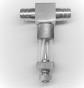 Diffusor extern, med bubbelräknare - Extern diffusor