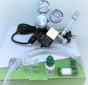 Komplett tvåstegs CO2 System pro, ställbart tryck - Komplett tvåstegs CO2 System, ställbart tryck. Med miniatomizer