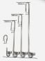 Komplett CO2 system för sodastream - CO2 set för sodastream, med hang-on 400mm rostfri diffuser.