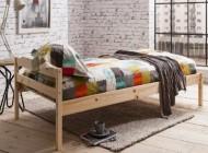 Single bed 90x190cm