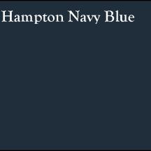 hampton navy blue stor