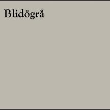 blidögrå