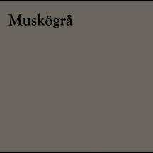 muskögrå