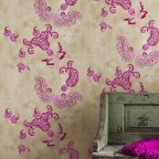 Barneby Gates - Paisley - Hot Pink - BG0800201 - Detail 2 -1-2mb