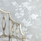 Barneby Gates - Ivy - aged grey - detail