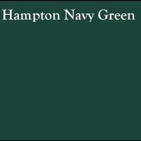 hampton navy green